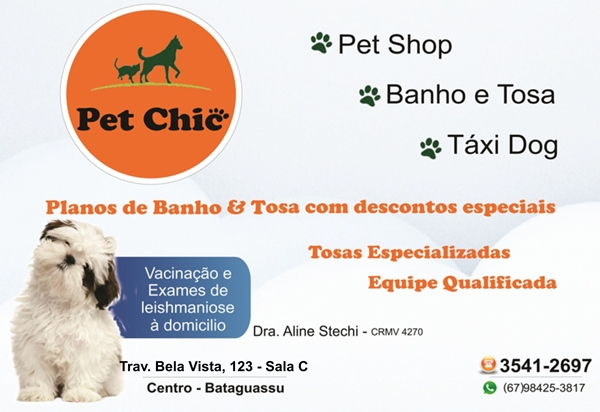 PET CHIC POP-UP